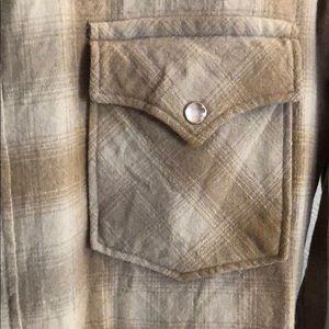 Pendleton pearl snap shirt